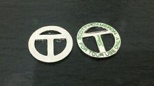 SCOTTY CAMERON Golf ball marker Titleist T Tour GREEN Logo NEW Mint