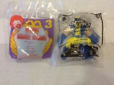 McDonalds Happy Meal Marvel toys - lot of 2 Wolverine toys -  all MIP
