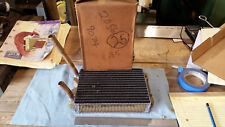 Heater Core Ready Aire 399074 1970's GM Vehicles  BRASS/ COPPER Construction