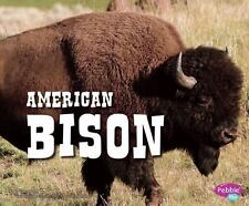American Bison by Steve Potts (2012, Hardcover)
