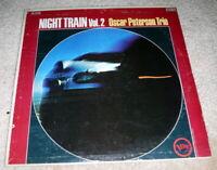 Oscar Peterson Trio – Night Train Vol. 2  *1967:Verve Records V6-8740 (vinylNM)