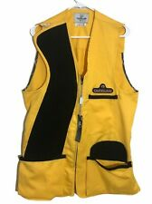 Castellani shooting Vest NWT Size 36 US Made In Italy