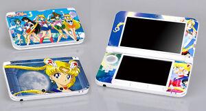 Sailor Moon 318 Vinyl Decal Cover Skin Sticker for Nintendo 3DS XL/LL