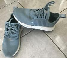 Adidas Nmd R1 Blue White Youth Boost Running Trainning 4.5/Women'S 6 Adidas Shoe