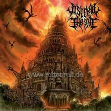 VISCERAL THRONE -CD- Omnipotent Asperity ( DISGORGE - KATALEPSY - GORGASM )