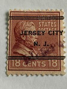 VINTAGE STAMP💎1938 💎1/2 cent Grant;1938 issues Catalog #823💎