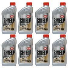 Conventional Oil 20W50 Motor Oil 8 Quarts In Case PHILLIPS 66 Shield Classic