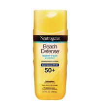[NEUTROGENA] BEACH DEFENSE Sunscreen Water & Sun Protection SPF 50+ 198ml NEW
