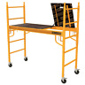 MetalTech Scaffold Baker Style 6 ft. x 6 ft. x 2-1/2 ft. 1100 lbs. Capacity