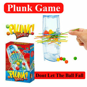 KER PLUNK NEW SEALED GAME DON'T LET THE BALL FALL EDUCATION GAME