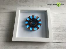 Ironman Arc Reactor Picture Frame, 3D Printed, (Unofficial)