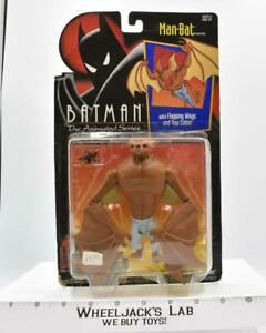 Man-Bat MOSC NEW Batman The Animated Series Kenner 1992 Action Figure
