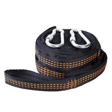 Corda per appendere cinturino in nylon per amaca all'aperto con gancio