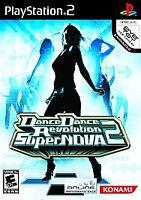 Dance Dance Revolution SuperNova 2 Bundle (Sony PlayStation 2, 2007)