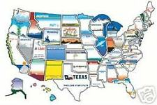 State Sticker Kit for RV / Camper / Pop-up / Travel Trailer / Motorhome