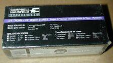"New listing Campbell Hausfeld Senco Stan-Tech 3/8"" Crown x 1/2"" Length 22 Gauge Staples 5M"