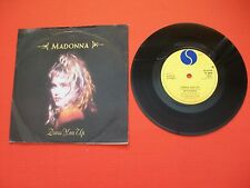"MADONNA DRESS YOU UP / I KNOW IT - 1984 UK 7"" SINGLE SIRE W8848 ORIGINAL M-/GD"
