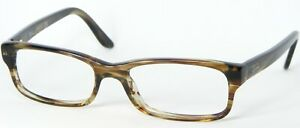 Ray Ban RB 5187 5164 HAVANA CLEAR MARBLE EYEGLASSES GLASSES 50-16-140mm (NOTES)