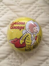 Curious George Monkey Cartoon Character In Space Suit YoYo