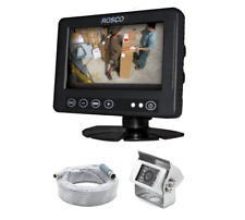 """Backup Camera System with 5"""" Color Backup Monitor Rosco STS5465"""