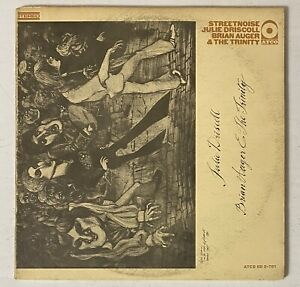 Julie Driscoll Brian Auger & The Trinity Streetnoise 2LP Vinyl SD 2-701