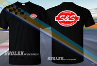 NEW POPULAR S&S CYCLE PROVEN PERFORMANCE LOGO EDITION T-SHIRT