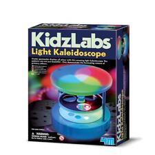 Neu KidzLabs - Light Kaleidoscope Kaleidoskop Lernspielzeug ! 567