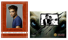 Twilight ~ NAT cards ~ 21st Set ~All About Edward Series 5~ Breaking Dawn Part 2