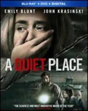 a Quiet Place 2018 Blu-ray DVD Digital Emily Blunt John Krasinski