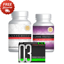 Luxxe White Enchanced Glutathione and Luxxe Protect Package with FREE SOAP 03
