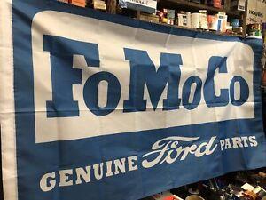 FoMoCo Genuine Parts Ford New Flag