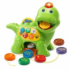 Vtech, Count & Chomp Dino, Dinosaur Learning Toy for 1 Year Olds New