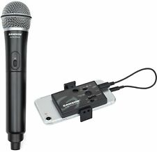 Samson Go Mic Mobile Wireless ASMR Recording Streaming Handheld Microphone Mic