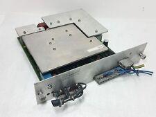 "Siemens SIMODRIVE 660 CENTRAL PROCESSING UNIT 6SC6600-4GA00 6SC66004GA00""Used"""