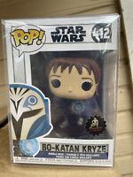 Funko POP! Bo-Katan Kryze CUSTOM Star Wars MANDALORIAN Clone Wars Protector412