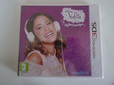 Jeu 3ds/xl 2ds Disney Violetta Rythme et Musique