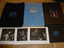 ELVIS The Birth Of Rock SIGNED LIMITED EDITION DELUXE BOOK GENESIS PUBLICATIONS