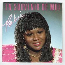 """BIBIE Vinyle 45T 7"""" EN SOUVENIR DE MOI - CHANSON DE NUIT - TREMA 410450 RARE"""