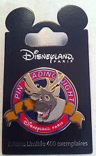 Disneyland Paris Pin - Pin Trading Night - Frozen - Sven- L.E