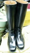 Russian Army LEATHER BOOTS for the Kremlin regiment main unit USSR  by BTK