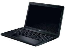CHEAP TOSHIBA SATELLITE C660 CORE 2 DUO 15.6in RAM 4GB HDD 250GB WIN 10 LAPTOP