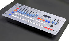 240ch Dmx512 Console Usb Desktop Controller Panel Stage Lighting Programmer