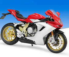 Maisto 1:12 MV Agusta F3 Serie Oro 2012 Motorcycle Bike Model