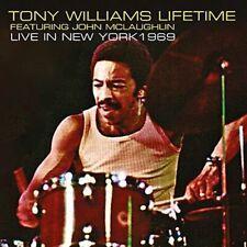 tony williams lifetime feat. john mclaughlin: live in new york 1969           CD