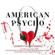 Duncan Sheik - American Psycho [CD]