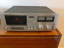 Vintage Kenwood KX-630 Stereo Cassette Deck For Parts Or Repair - Needs Belt