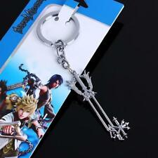 Kingdom Hearts Metal Keychain Key ring Pendant Japanese Anime #9