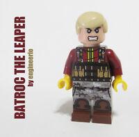 LEGO Custom -- Batroc the Leaper -- marvel super heroes Captain America movie