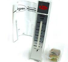 "Dwyer Rate-Master RMA-26 Flow Meter, 2"" Scale, 0.5-5 LPM Air"