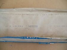 8707755 NOS GM 73-75 CHEVELLE FRONT DOOR LOWER MOLDING 76-77 CUTLASS